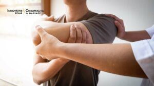 Chiropractic therapies for rotator cuff issues are non-invasive and safe.